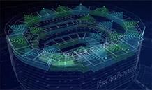 Ubiquiti UniFi en el Estadio Fedex Arena