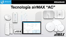 "Ubiquiti airMAX AC ""Enlaces Inalámbricos de datos IP, PtP & PtMP 802 11ac"""